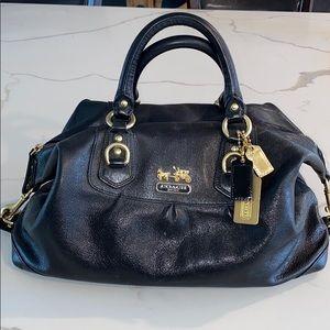 Coach doctors handbag